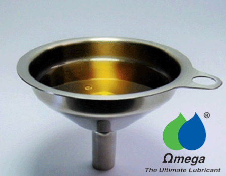 Omega-Schmierstoffe
