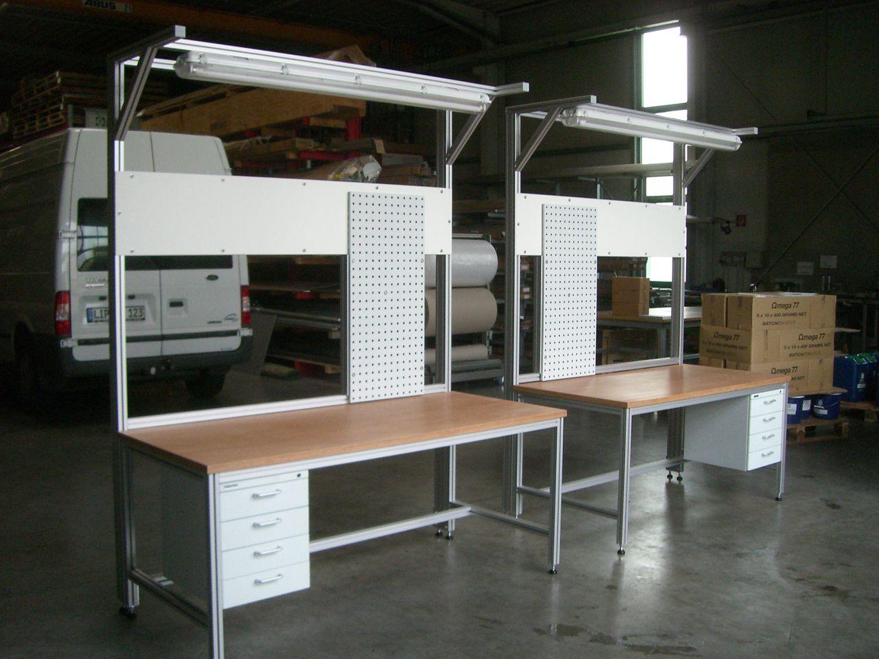 Projekte Alu-Profil-System