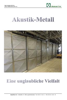 Akustik-Metall