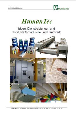 HumanTec Gesamtkatalog