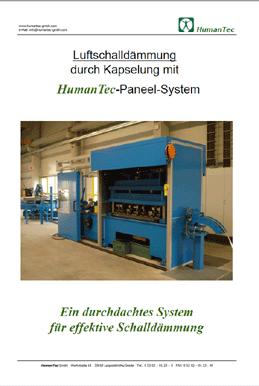 HumanTec Paneel-System